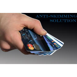 Anti-skimming